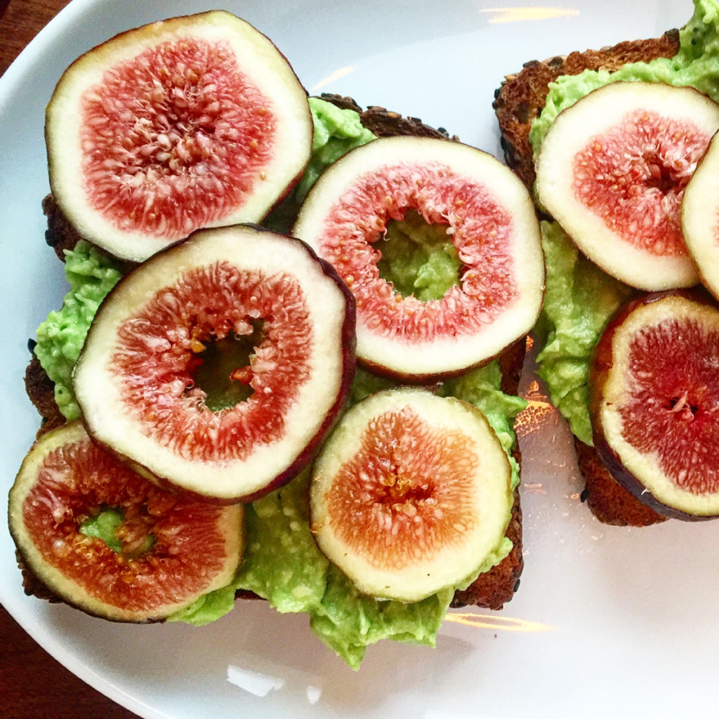 fig-and-avocado-toast