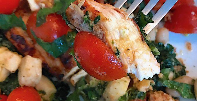 Dinner Idea: Pickin' Tomatoes From Harvest Farm
