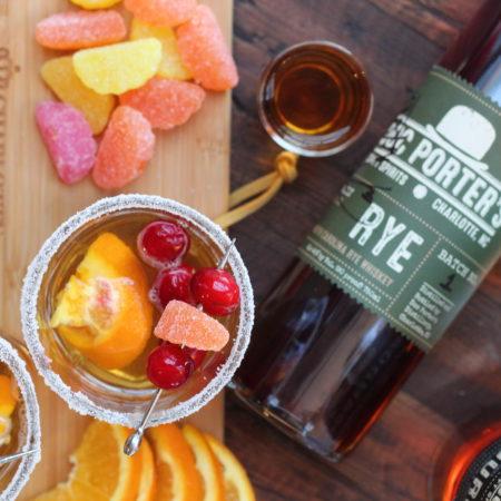 Doc Porter's Rye Whiskey