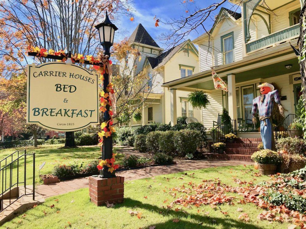 Carrier Houses Bed & Breakfast