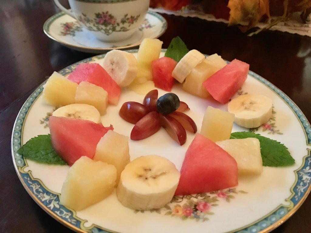Toddler Approved Fruit Plate